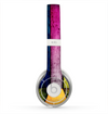 The Neon Wood Color-Planks Skin for the Beats by Dre Solo 2 Headphones