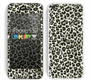 The Neutral Cheetah Print Vector V3 Skin for the Apple iPhone 5c