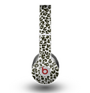 The Neutral Cheetah Print Vector V3 Skin for the Beats by Dre Original Solo-Solo HD Headphones