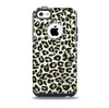 The Neutral Cheetah Print Vector V3 Skin for the iPhone 5c OtterBox Commuter Case