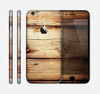 The Old Bolted Wooden Planks Skin for the Apple iPhone 6