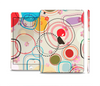 The Open Vintage Vector Swirls Full Body Skin Set for the Apple iPad Mini 3