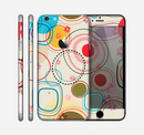 The Open Vintage Vector Swirls Skin for the Apple iPhone 6 Plus