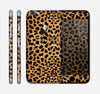 The Orange Cheetah Fur Pattern Skin for the Apple iPhone 6