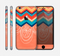 The Orange Dreamcatcher Chevron Skin for the Apple iPhone 6
