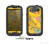 The Orange Martini Drinks With Lemons Skin For The Samsung Galaxy S3 LifeProof Case