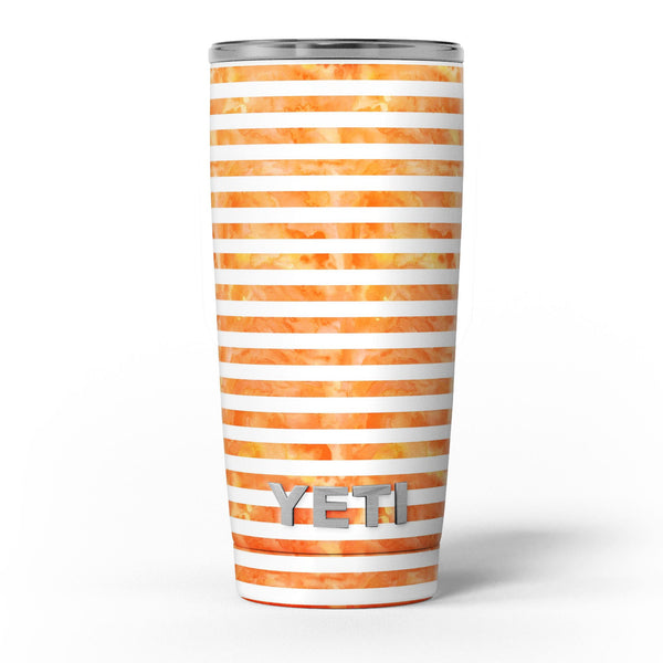 The_Orange_Watercolor_Surface_with_Horizontal_Stripes_-_Yeti_Rambler_Skin_Kit_-_20oz_-_V5.jpg