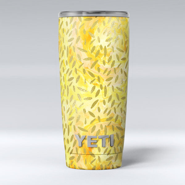 The_Orange_Yellow_Watercolors_with_Falling_Pedals_-_Yeti_Rambler_Skin_Kit_-_20oz_-_V1.jpg