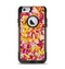 The Orange and Pink Candy Sprinkles Apple iPhone 6 Otterbox Commuter Case Skin Set