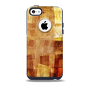 The Oranged Patch Layers Vintage Skin for the iPhone 5c OtterBox Commuter Case