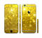 The Orbs of Gold Light Sectioned Skin Series for the Apple iPhone 6s
