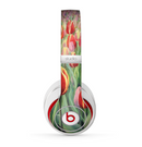 The Painting of Field of Flowers Skin for the Beats by Dre Studio (2013+ Version) Headphones
