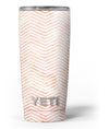 The_Pale_Orange_Watercolored_Chevron_Pattern_-_Yeti_Rambler_Skin_Kit_-_20oz_-_V3.jpg
