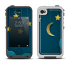 The Paper Stars and Moon Apple iPhone 4-4s LifeProof Fre Case Skin Set