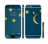 The Paper Stars and Moon Sectioned Skin Series for the Apple iPhone 6 Plus