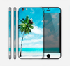 The Paradise Beach Palm Tree Skin for the Apple iPhone 6 Plus