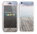 The Paradise Dock Skin for the Apple iPhone 5c