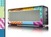 The Patched Various Hot Patterns Skin for the Braven 570 Wireless Bluetooth Speaker