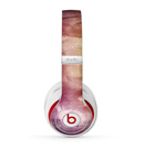 The Pink-Yellow-Blue Grunge Painted Surface Skin for the Beats by Dre Studio (2013+ Version) Headphones