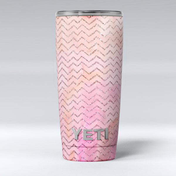 The_Pink_Abstract_Watercolor_Sparkling_Chevron_-_Yeti_Rambler_Skin_Kit_-_20oz_-_V1.jpg