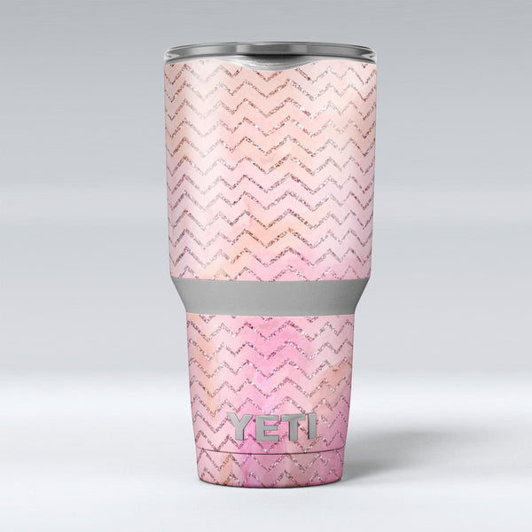 The_Pink_Abstract_Watercolor_Sparkling_Chevron_-_Yeti_Rambler_Skin_Kit_-_30oz_-_V1.jpg