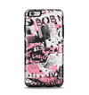 The Pink & Black Abstract Fashion Poster Apple iPhone 6 Plus Otterbox Symmetry Case Skin Set