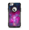 The Pink & Blue Galaxy Apple iPhone 6 Otterbox Commuter Case Skin Set