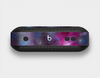 The Pink & Blue Galaxy Skin Set for the Beats Pill Plus