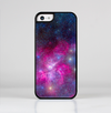 The Pink & Blue Galaxy Skin-Sert for the Apple iPhone 5c Skin-Sert Case