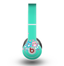 The Pink & Blue Vector Love Birds Skin for the Beats by Dre Original Solo-Solo HD Headphones