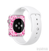 The Pink Collage Breast Cancer Awareness Full-Body Skin Kit for the Apple Watch