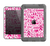 The Pink Collage Breast Cancer Awareness Skin for the Apple iPad Mini frē LifeProof Case