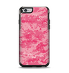 The Pink Digital Camouflage Apple iPhone 6 Otterbox Symmetry Case Skin Set