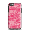 The Pink Digital Camouflage Apple iPhone 6 Plus Otterbox Symmetry Case Skin Set
