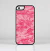 The Pink Digital Camouflage Skin-Sert for the Apple iPhone 5c Skin-Sert Case