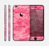 The Pink Digital Camouflage Skin for the Apple iPhone 6