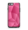 The Pink Geometric Pattern Apple iPhone 6 Otterbox Symmetry Case Skin Set