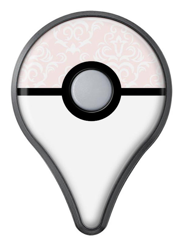 The Pink Mint Royal Pattern Pokémon GO Plus Vinyl Protective Decal Skin Kit
