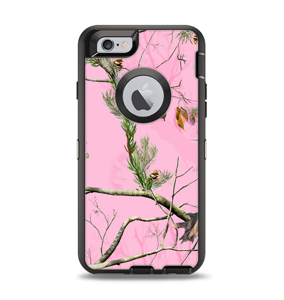 Pink Camo Otterbox Iphone S