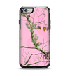 The Pink Real Camouflage Apple iPhone 6 Otterbox Symmetry Case Skin Set