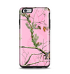 The Pink Real Camouflage Apple iPhone 6 Plus Otterbox Symmetry Case Skin Set