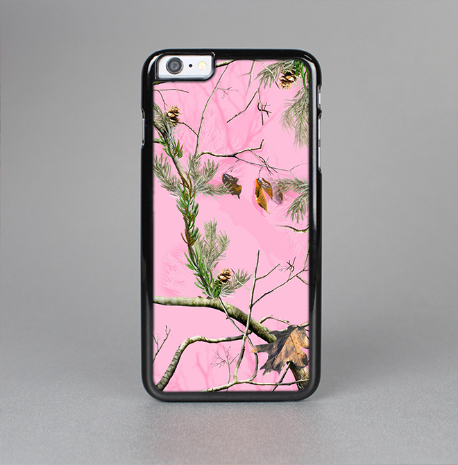 new products e03b8 bdffb The Pink Real Camouflage Skin-Sert for the Apple iPhone 6 Skin-Sert Case