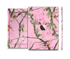 The Pink Real Camouflage Skin Set for the Apple iPad Mini 4
