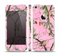 The Pink Real Camouflage Skin Set for the Apple iPhone 5