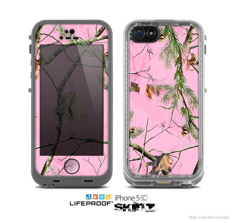 Iphone 5c Camo Lifeproof Cases
