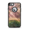 The Pink Sun Ray Meadow Apple iPhone 6 Otterbox Defender Case Skin Set