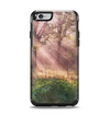 The Pink Sun Ray Meadow Apple iPhone 6 Otterbox Symmetry Case Skin Set