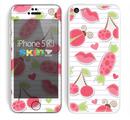 The Pink Treats N' Such Skin for the Apple iPhone 5c