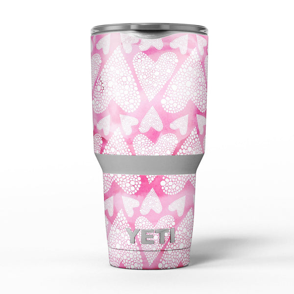 The_Pink_Watercolor_Mosiac_Hearts_-_Yeti_Rambler_Skin_Kit_-_30oz_-_V5.jpg