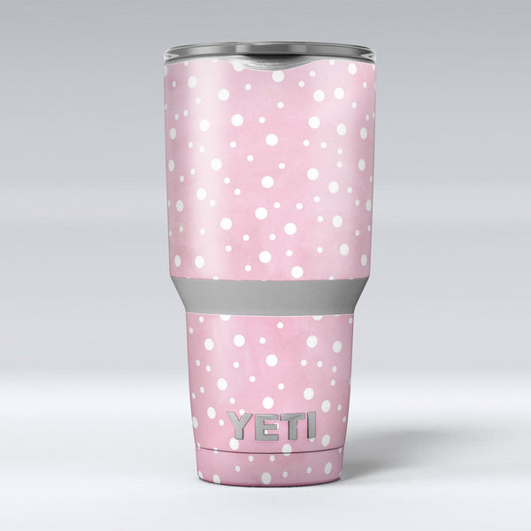 The_Pink_Watercolor_Surface_with_White_Polka_Dots_-_Yeti_Rambler_Skin_Kit_-_30oz_-_V1.jpg